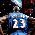 Michael Jordan 23 Wizards NBA Rare 32x24 Print POSTER
