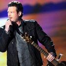 Blake Shelton Hot Live Concert Country 32x24 Print POSTER
