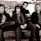 Bon Jovi Sepia Hard Rock Music 32x24 Print POSTER