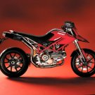 Ducati Hypermotard Concept Bike Motorcycle 32x24 Print POSTER