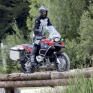 BMW R1200 GS Offroad Bike Motorcycle 32x24 Print POSTER