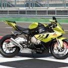 Bmw S 1000 R Rb Super Sport Bike 32x24 Print Poster