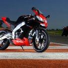Aprilia RS4 Super Sport Bike Motorcycle 32x24 Print POSTER
