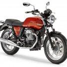 Moto Guzzi V7 Classic Bike Motorcycle 32x24 Print POSTER