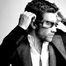 Jake Gyllenhaal Hot Actor Male BW 32x24 Print Poster