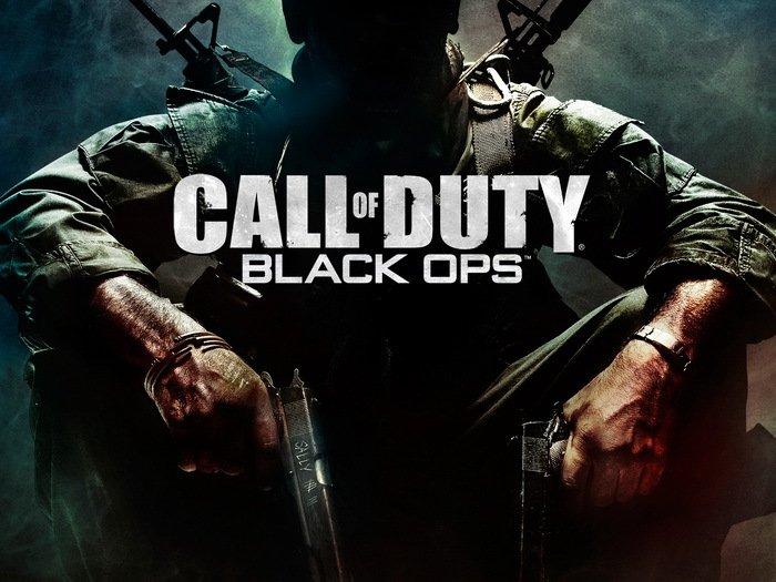 Alex Mason COD Black Video Game 32x24 Print Poster