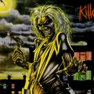 Iron Maiden Killers Skeleton Music 32x24 Print Poster