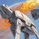 AT AT Hoth Battle Star Wars 32x24 Print Poster