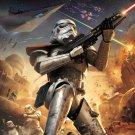 Stormtrooper Tatooine Star Wars 32x24 Print Poster