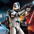 Obi Wan Darth Vader Clone Star Wars 32x24 Print Poster