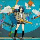 I Love Killing Manga Anime Art 32x24 Print Poster