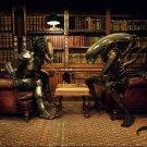 ITS YOUR TURN Alien Vs Predator 32x24 Print Poster
