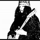 Buckethead BW Greatest Guitarists 32x24 Print Poster