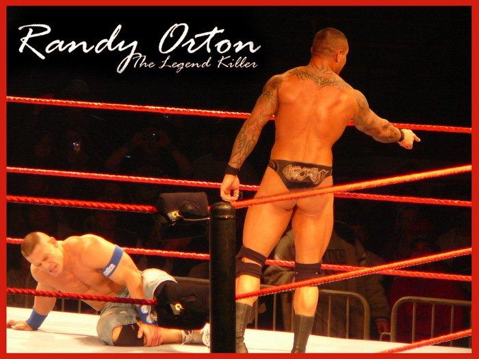 Randy Orton Killer Wrestling WWE 32x24 Print Poster