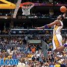 Kobe Bryant Dunk LA Lakers NBA 32x24 Print Poster