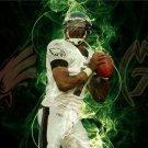 Michael Vick Philadelphia Eagles NFL 32x24 Print Poster