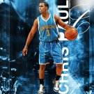 Chris Paul New Orleans Hornets NBA 32x24 Print Poster