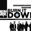 Burn It Down Linkin Park Music Rock 32x24 Print POSTER