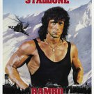 Sylvester Stallone Movie Thriller Rambo 32x24 Print POSTER