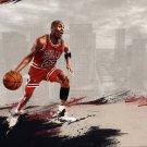 Michael Jordan Sport Basketball Washington Wizards 32x24 Print POSTER