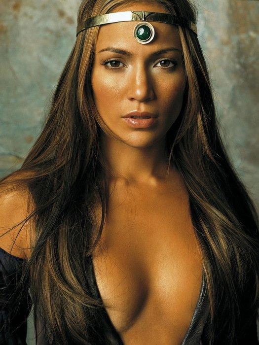 Singer Hip Hop Pop Jazz Jennifer Lopez 32x24 Print POSTER