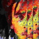 Singer Music Raggae Guitarist Bob Marley 32x24 Print POSTER