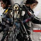 Edge Of Tomorrow Movie Fantasy Tom Cruise 32x24 Print POSTER