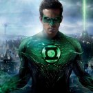 DC Comics Green Lantern Fantasy Movie Ryan Reynolds 32x24 Print POSTER
