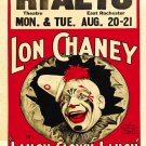 Laugh Clown Laugh 1928 Retro Movie Vintage 32x24 Print Poster