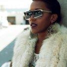 Ebony Utley Hip Hop Music Singer 32x24 Print Poster