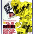 A Guide For The Married Man Movie Retro 32x24 Print Poster