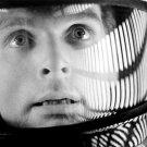 A Space Odyssey 1968 Movie BW 32x24 Print Poster