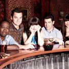New Girl Cast Characters TV Series 32x24 Print Poster