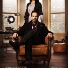 Elementary Cast Characters TV Series 32x24 Print Poster