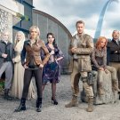 Defiance Characters Cast TV Series 32x24 Print Poster