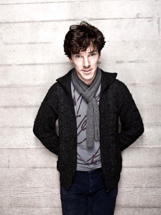 Benedict Cumberbatch Movie Actor 32x24 Print Poster
