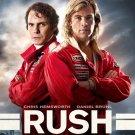 Rush Movie 2013 32x24 Print Poster