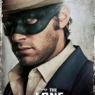The Lone Ranger Armie Hammer Movie 2013 32x24 Print Poster