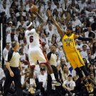 Lebron James Vs Paul George 2013 Playoffs 32x24 Print Poster