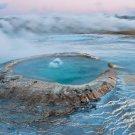 Hveravellir Hot Springs Iceland Nature 32x24 Print Poster