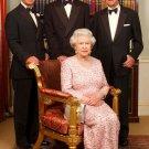 Queen Elizabeth II Great Britain 32x24 Print Poster