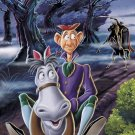 The Adventures Of Ichabod And Mr Toad 32x24 Print Poster
