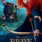 Brave 2012 Pixar Animation Movie 32x24 Print Poster