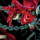 Spawn Comic Book Hero Art 32x24 Print Poster