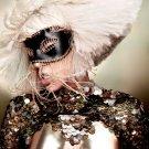 Lady Gaga Music Singer 32x24 Print Poster