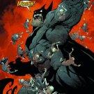 Batman Madness DC Comics Art 32x24 Print Poster