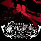 Bullet For My Valentine The Poison Art 32x24 Print Poster