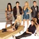 Gossip Girl Cast Characters TV 32x24 Print Poster