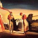 Atavism At Twilight Dali 1934 Art 32x24 Print Poster