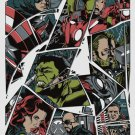 Avengers Awesome Marvel Comics Art 32x24 Print Poster